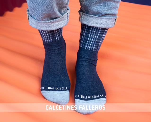 Calcetines falleros