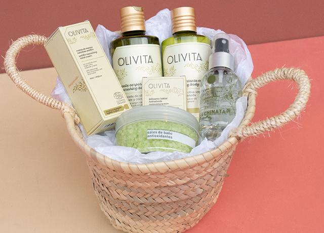 pack belleza olivita