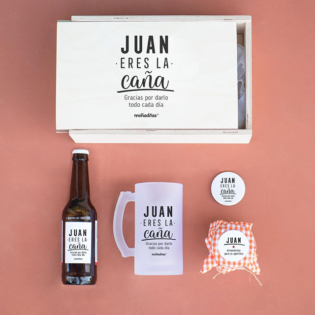 kit cerveza personalizada