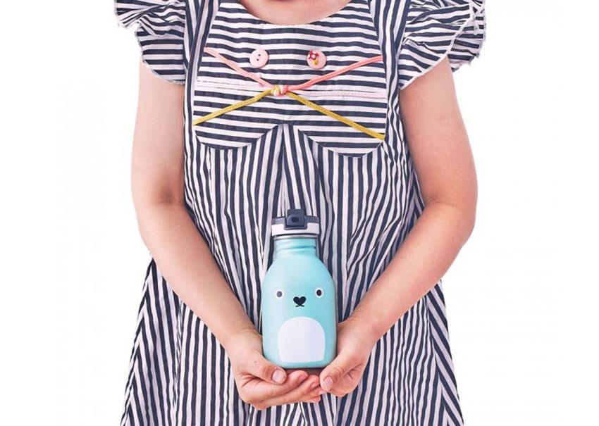 botella para el agua niños