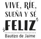 Vive, sueña, ríe y sé feliz