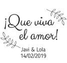 Que viva el amor