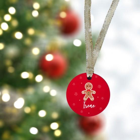 Bola Navidad personalizada mini