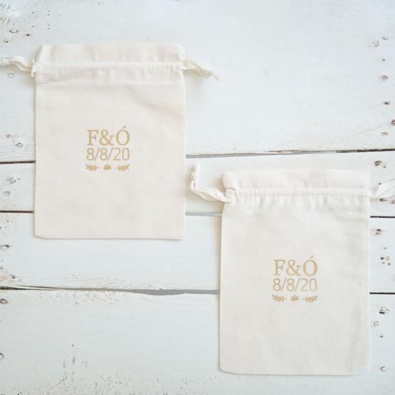 bolsas personalizadas regalo comunion