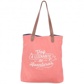 Bolso Mr. Wonderful coral