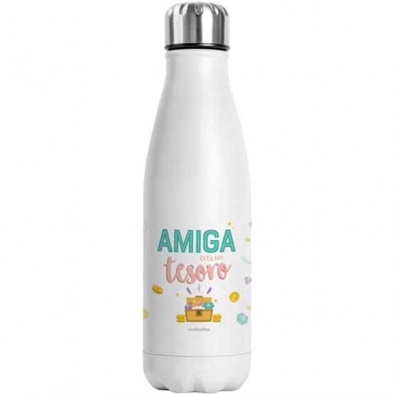 botella amiga personalizada