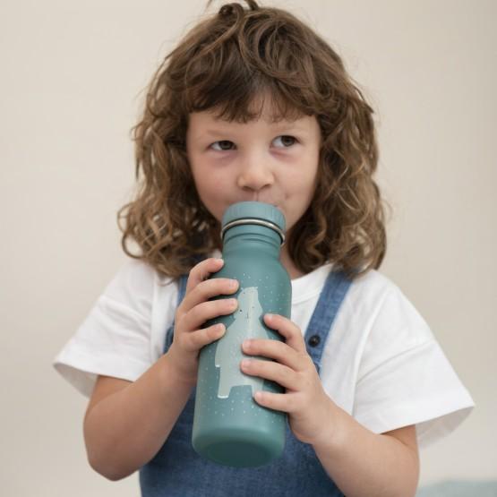 botella infantil de acero