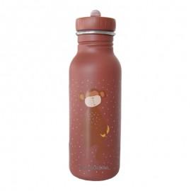 botella de acero trixie mono