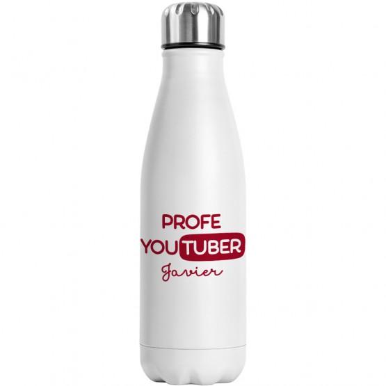 botella para el agua profesores