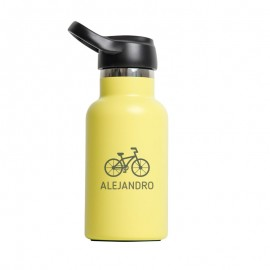 botella para el agua bici