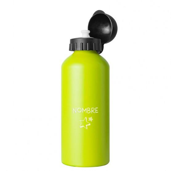 botella verde