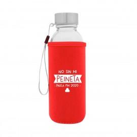 Botella personalizada regalo comisión