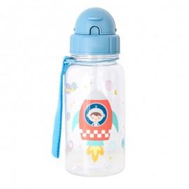 botella personalizada niños espacio