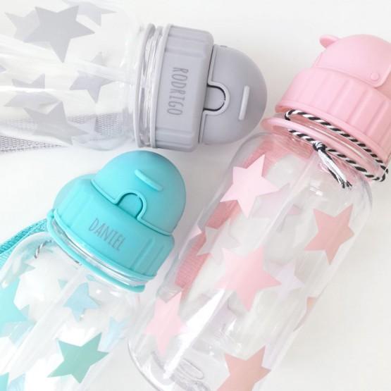 botella plastico guarderia