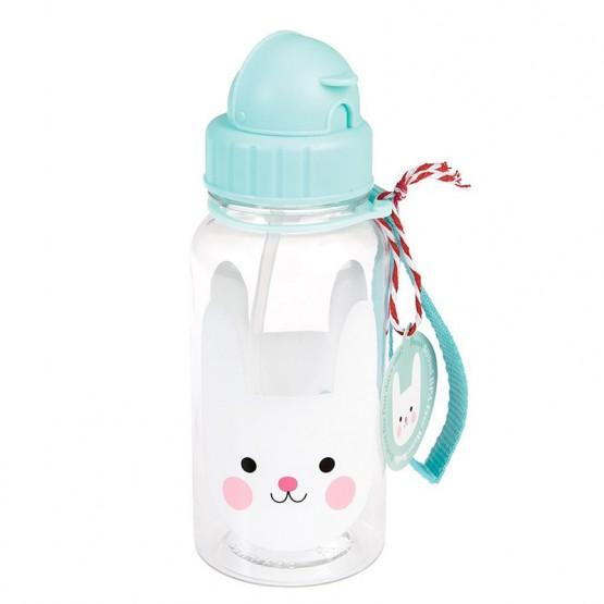 Botella plástica conejito