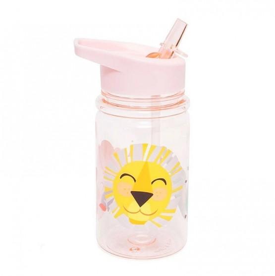 Botella león personalizada