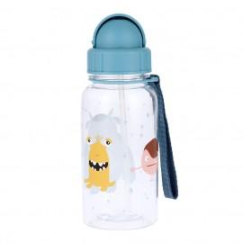 botella agua monstruo