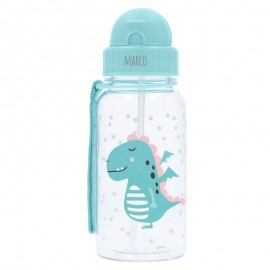 Botella plástico personalizable dragón