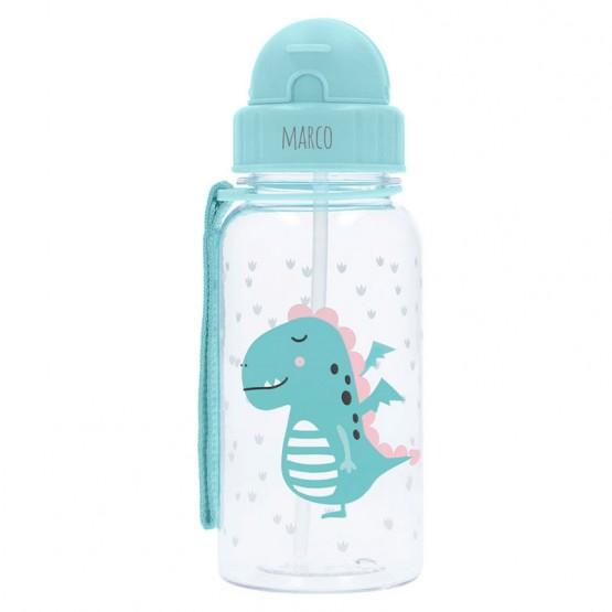 Botella plástico personalizada dragon