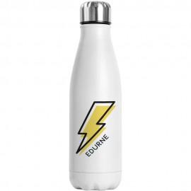 botella personalizada rayo
