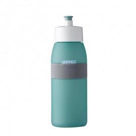 botella sport verde