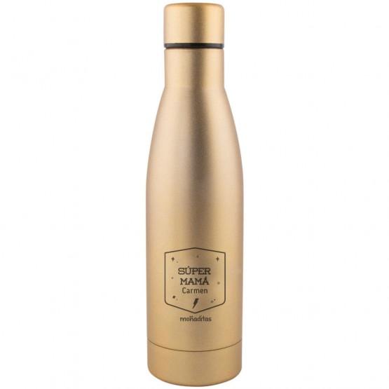 botella mamá personalizada