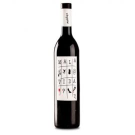 Botella vino tinto Mala Vida