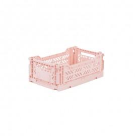 Caja plegable Eef Lillemor mini rosa