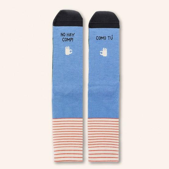 calcetines compañeros trabajo