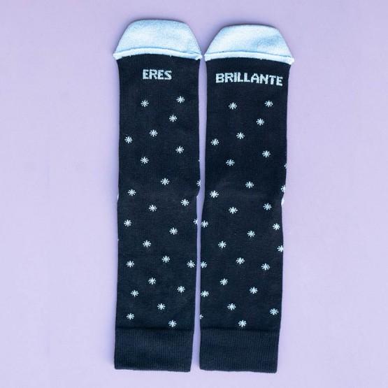 calcetines eres brillante