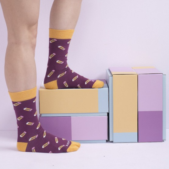 calcetines para regalar a los profes