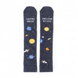 Calcetines mágicos para llegar muy lejos
