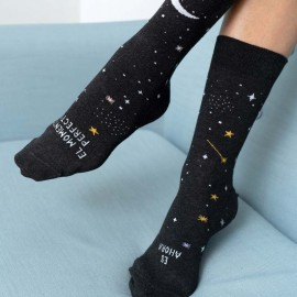 calcetines luna