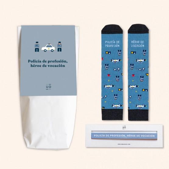 kit regalo policía