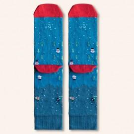 calcetines navidad uo
