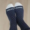calcetines profesor