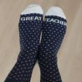 calcetines regalo profesor