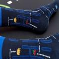 Detalle calcetines videojuegos