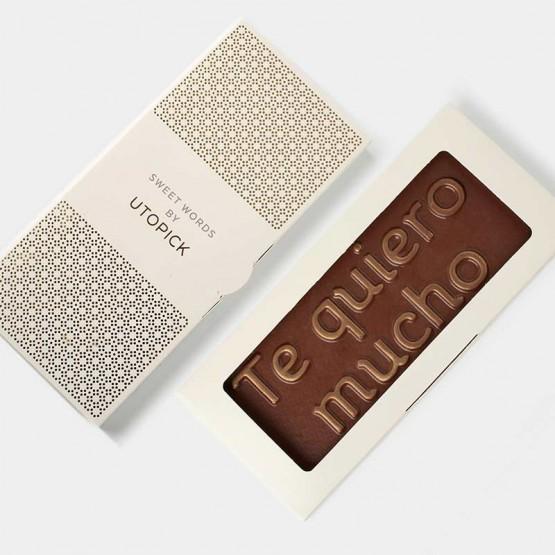 chocolate te quiero