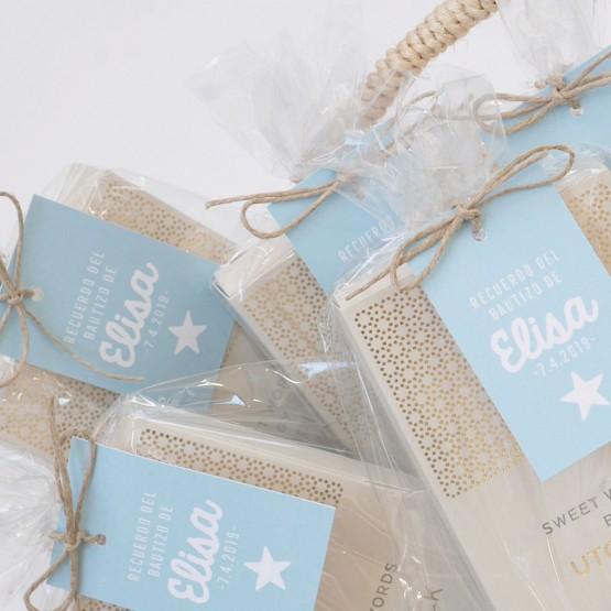 chocolate personalizado regalo