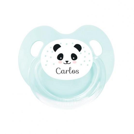 chupete personalizado panda