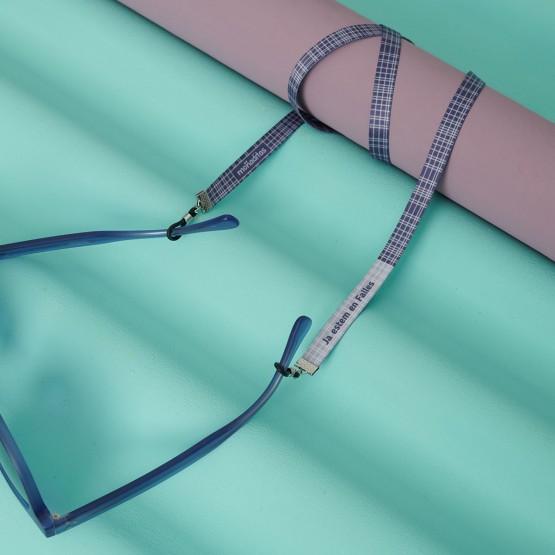 Cuelga gafas look fallero