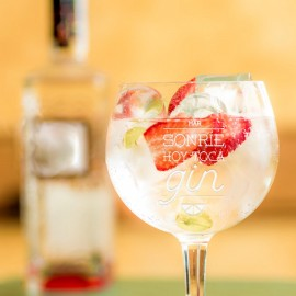 copa gin tonic personalizada