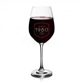 copa vino personalizada vintage