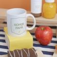 taza desayuno padre personalizada