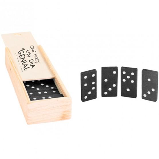 juego domino regalo boda niños