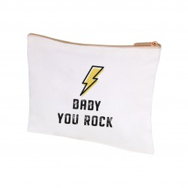 """Estuche """"Baby you rock"""""""