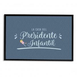 Felpudo Presidente Infantil