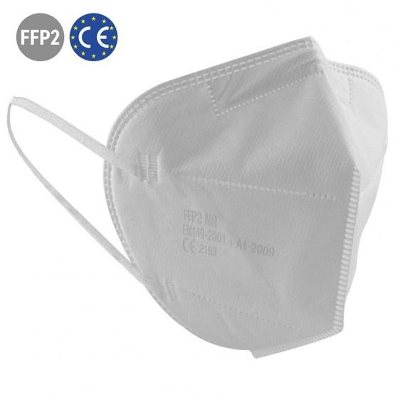 mascarilla ffp2 blanca epi