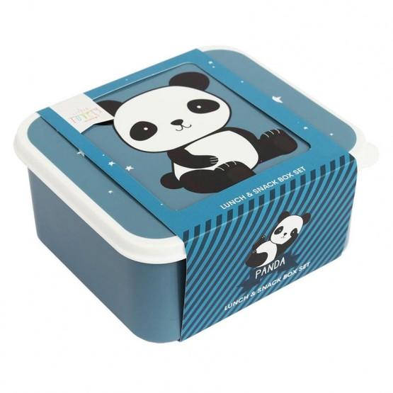 fiambreras infantiles panda